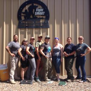 The ladies of  #LORO: Ursula, Jaci, Steph, Lisa, Regina, Jessie, Marie, and Melissa (L to R)